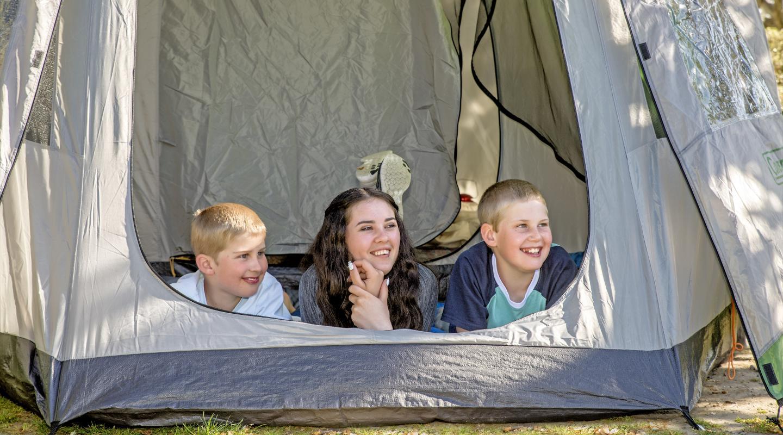 Family time at Taupo DeBretts !